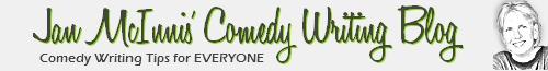 ComedyWriterBlog
